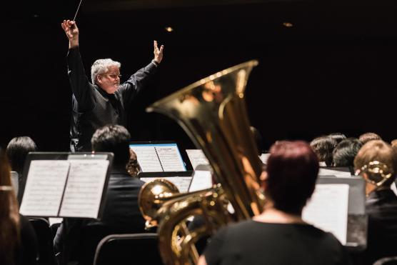 UC Davis Concert Band Program