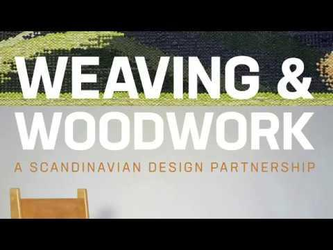 Weaving & Woodwork: A Scandinavian Design Partnership